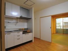 東山母子生活支援施設の設備を紹介します。