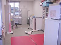 保健室の画像です。