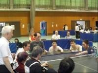 卓球バレー2