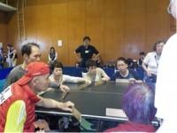 卓球バレー大会に参加してきました!