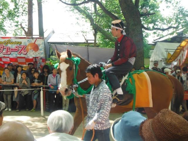 藤森神社 駈馬神事に行ってきました。