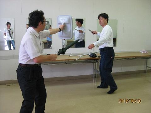 田辺警察署による防犯講習会を開催しました。