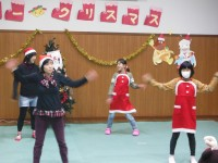 ハッピークリスマス(^-^)