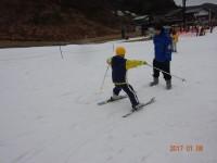 スキーをしてきたよ~☆