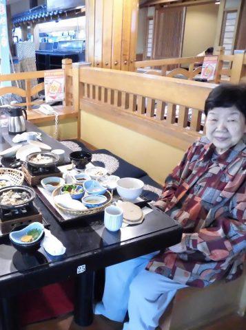 和食を食べに行ってきました♪