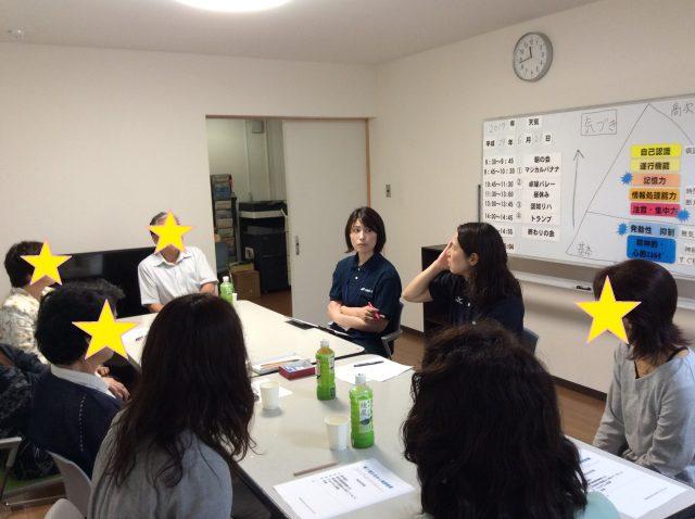 第7回ひまわり家族教室を開催しました。