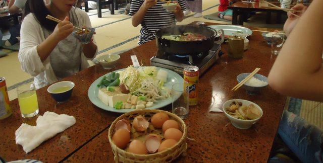 美味しいすき焼き(*^-^*)