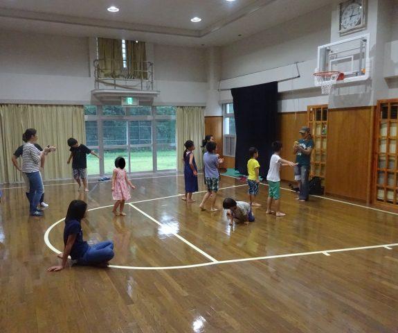 ダンス練習( *´艸`)