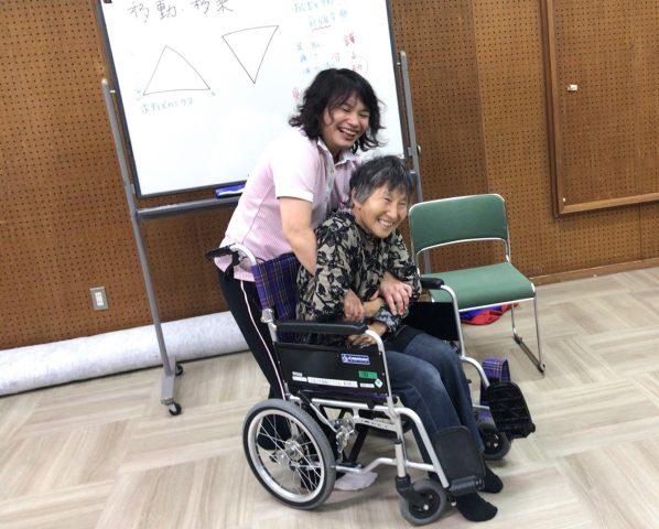 おうちDE介護 ~介護のいろは講座~ 第1回開催しました!!