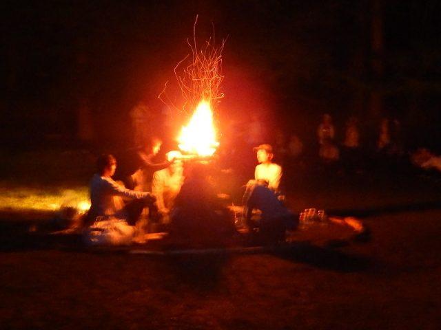 高学年キャンプに行ってきました