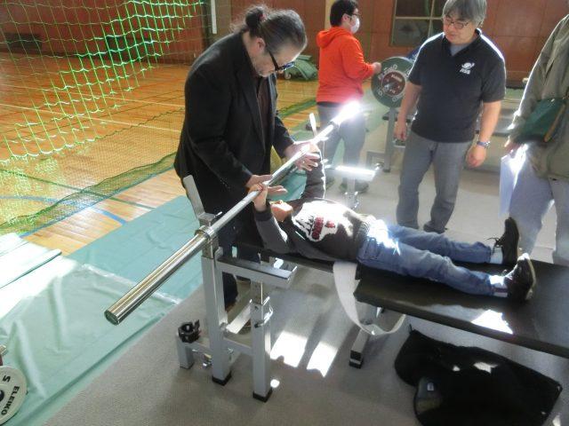 第2回「障がい者スポーツに触れる会」が開催されました。