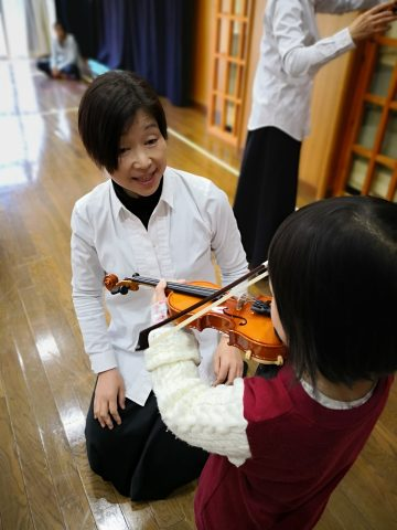 音楽教室♬