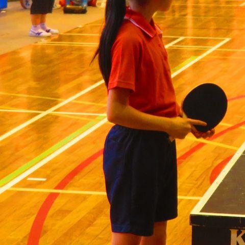 卓球大会に参加したよ!(^^)!