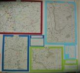 新館・職員室に地図を作成しました