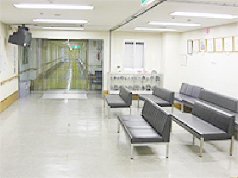 病室の写真